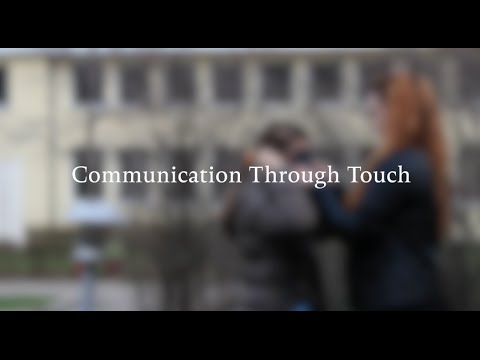 Communication Through Touch