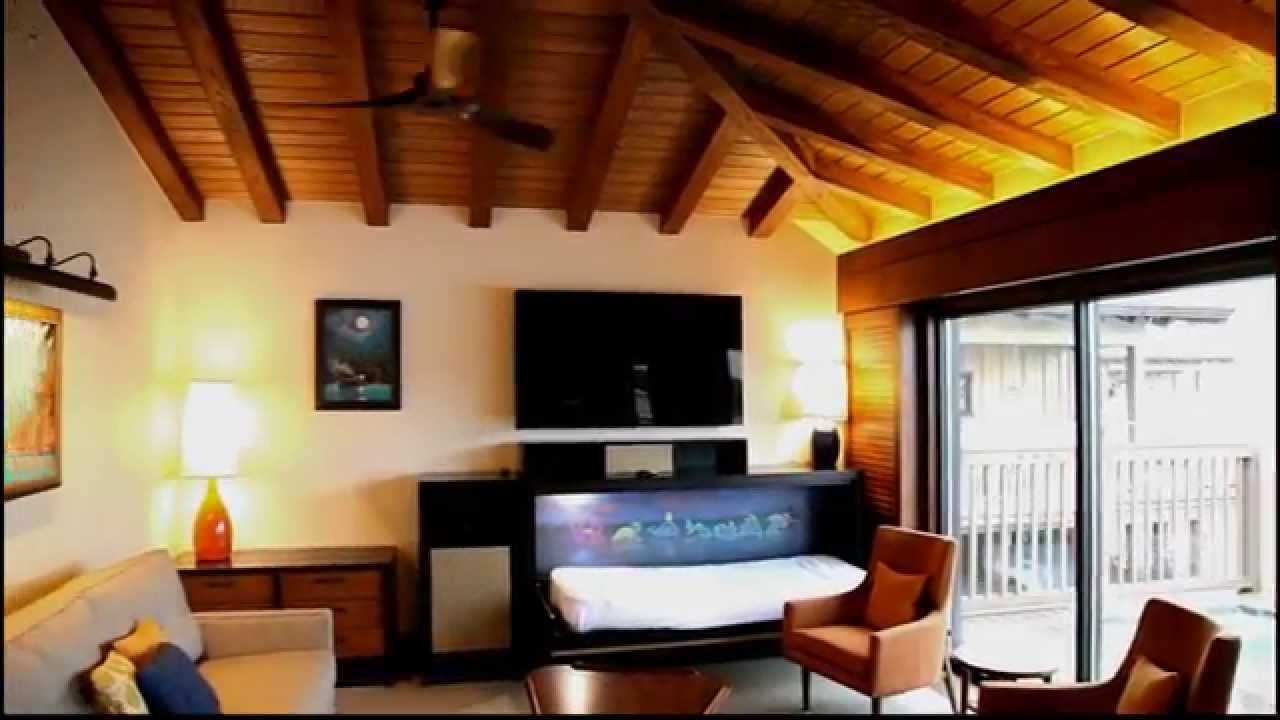 Disney S Polynesian Resort Dvc Bora Bora Bungalows Room