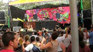 Doof Festival 2010 ,DJ Yan (X-Dream) part 2