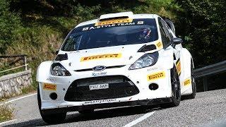 16-year-old Kalle Rovanperä in Action - Ford Fiesta WRC [HD]