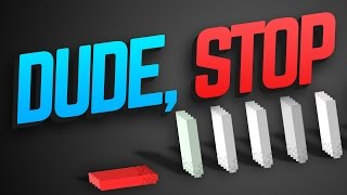 Dude, Stop Demo Gameplay | SCUMBAG SIMULATOR | Dude, Stop Indie Game