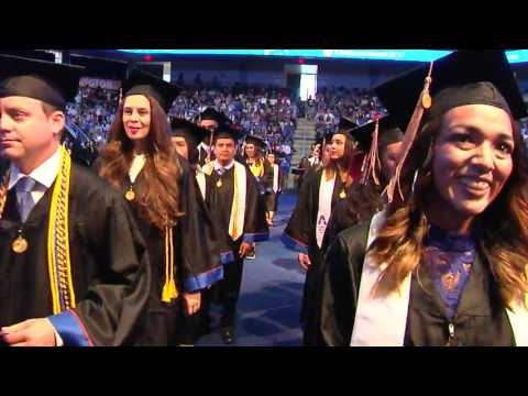 2017 May Commencement - College of Business