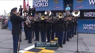 The Star Spangled Banner 313th US Army Band 10