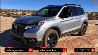2019 Honda Passport – Not The Isuzu You Remember