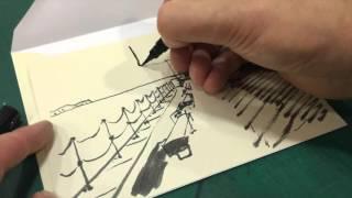 Ink Brush Draw