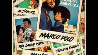 Marco Polo - Stand Up (Remix) Ft. Tragedy Khadafi, Lil Fame, Adrian Younge & The Delfonics