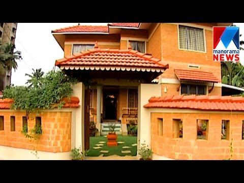 Low cost kerala style house veedu manorama news youtube for Low cost kerala veedu plans