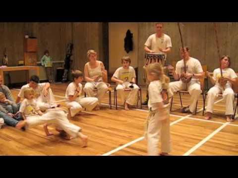 Capoeira, Senzala, DK, Matti 5 years old...
