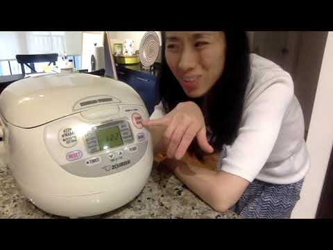 Perfect Rice Cooker - Zojirushi Rice Cooker - Perfect Rice Every Time!