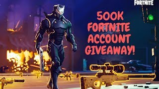 (NEW) FORTNITE ACCOUNTS GIVEAWAY ENOUGH FOR EVERYONE!