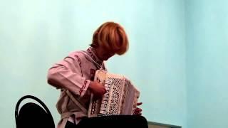 Гармонист Павел Уханов -