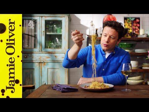 Hot Smoked Salmon Pasta | Quick & Easy Food | Jamie Oliver