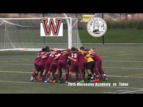 2015 Worcester Academy Soccer Highlights