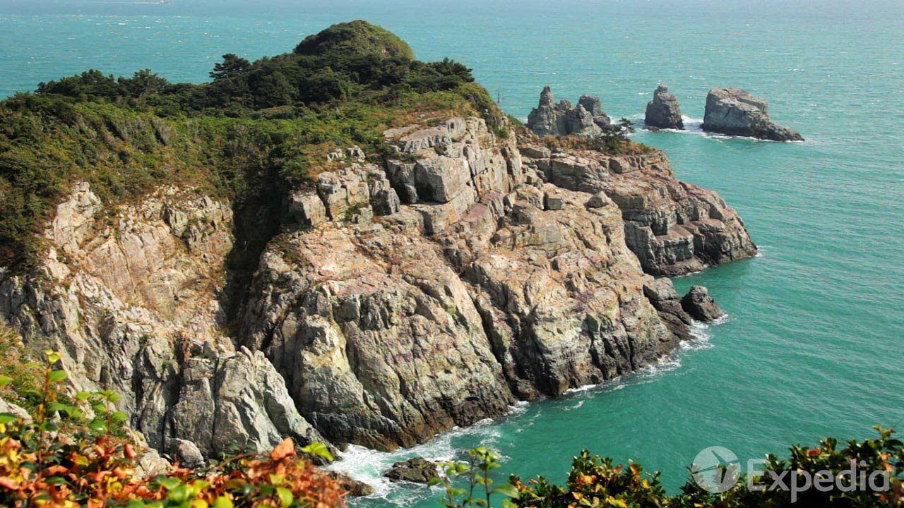 Oedo Island Paradise Vacation Travel Guide Expedia Youtube