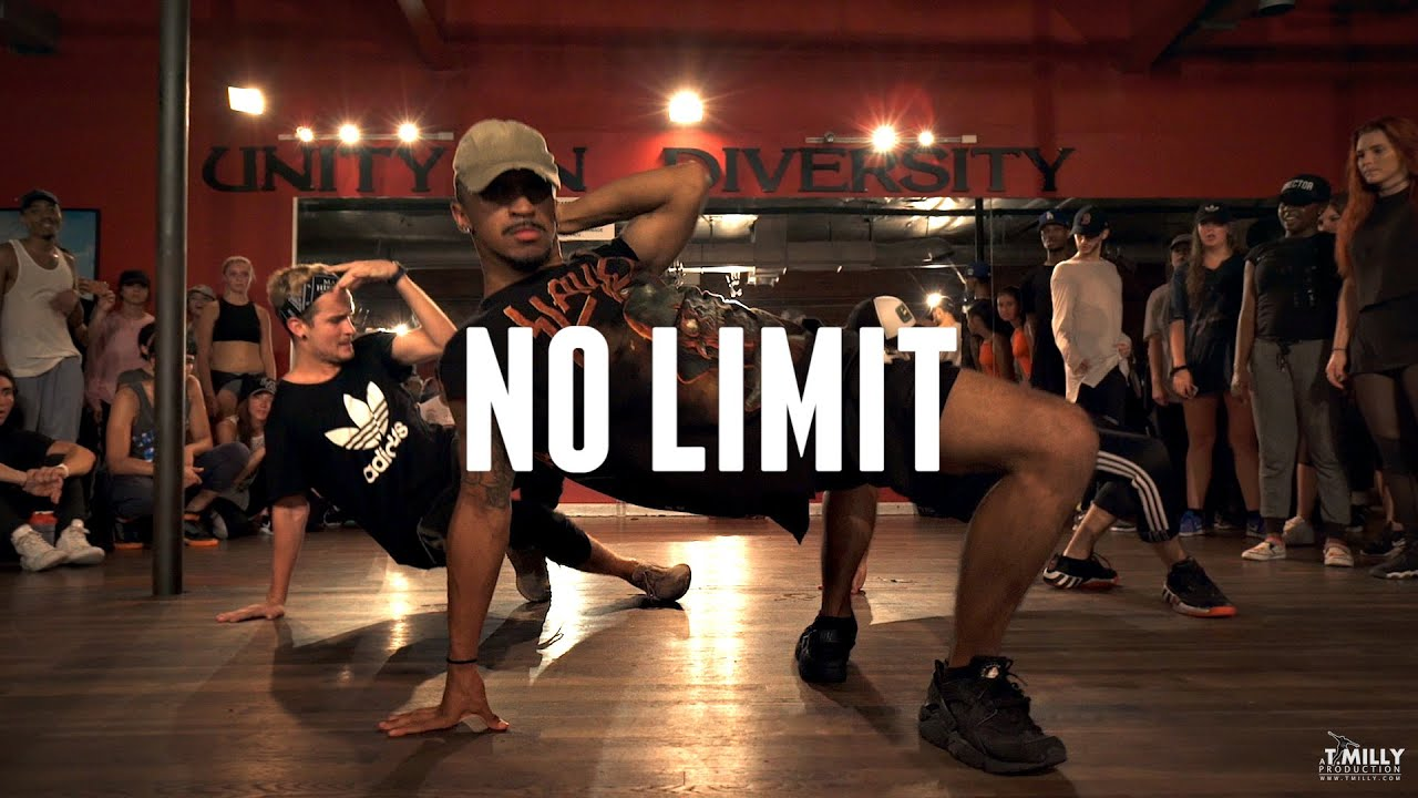 Usher - No Limit - Choreography by Alexander Chung - Filmed by ...