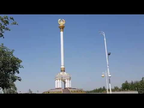 Город Душанбе Новое видео / Dushanbe City  New Video . 👍