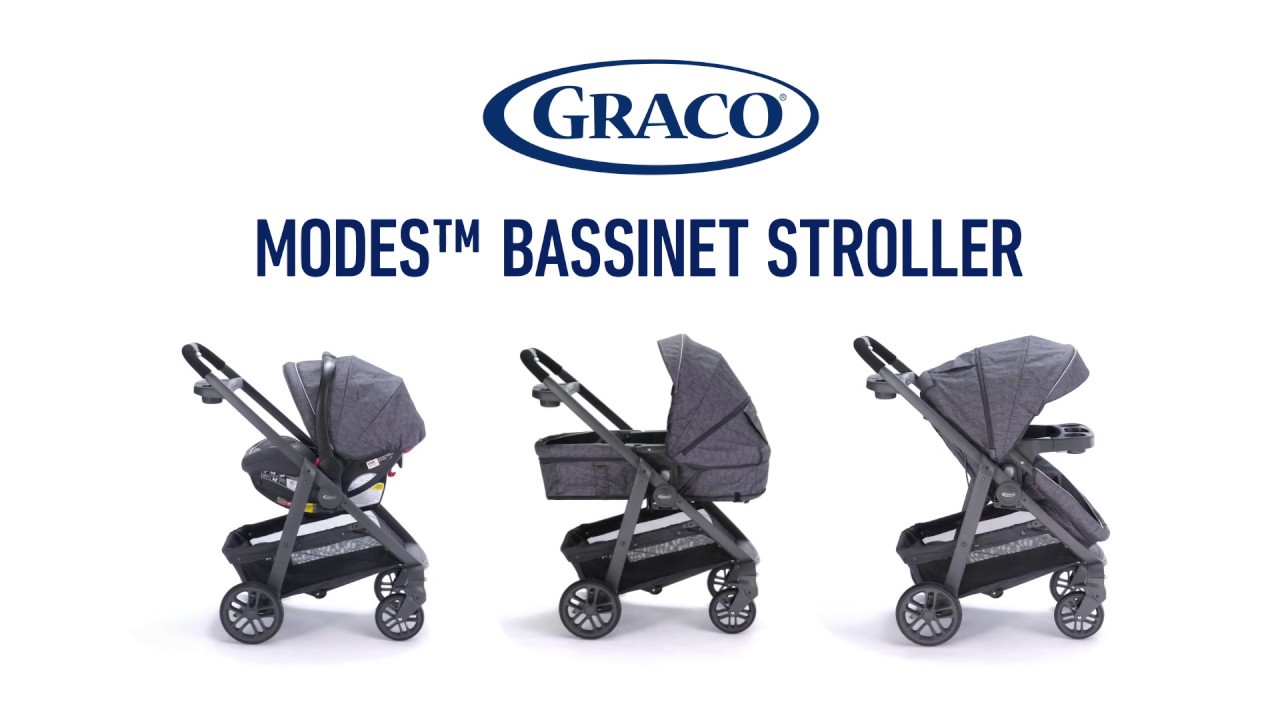 Graco Modes Bassinet Stroller