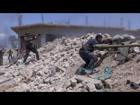 Fight against ISIS in Mosul turns into house-to-house combat