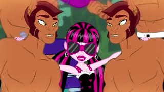 Скачать Monster High Screech To The Beach Volume 2 NEW EPISODES Videos For Kids