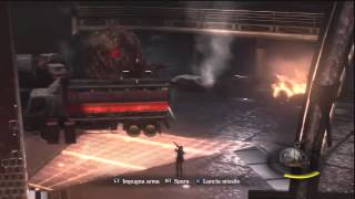 [HD-ITA] Resident Evil 6 - Gameplay Veterano - Campagna Ada - Capitolo 5