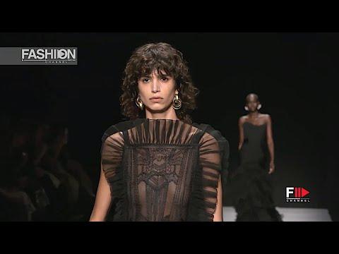 ALBERTA FERRETTI Women's Fall 2020 Milan - Fashion Channel