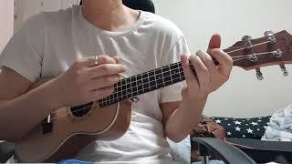 Somewhere over the rainbow ukulele cover 오버더레인보우 우쿨레레