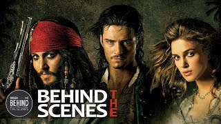 Pirates of the Caribbean:  Dead Man's Chest (Behind The Scenes)