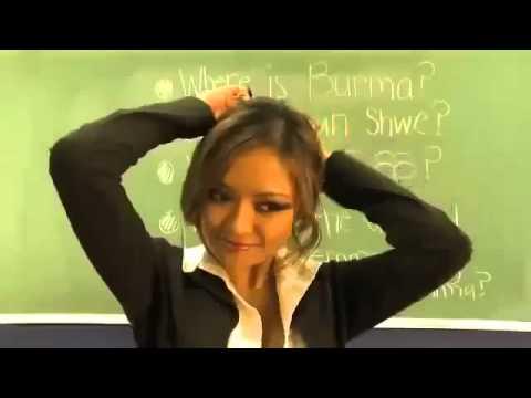 Сексцальная училка видео