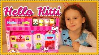 видео Игры Хеллоу Китти для девочек
