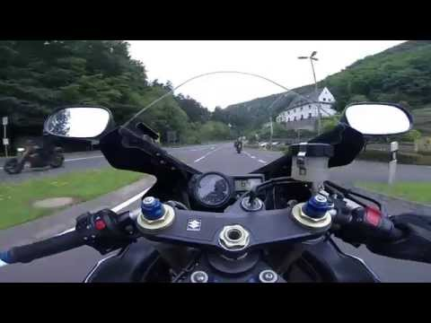 Gopro: Motor Holiday Eifel