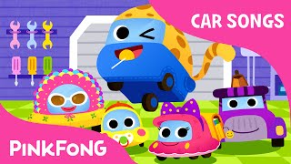 vroom vroom family car songs pinkfong songs for children