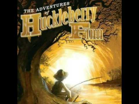 The Adventures of Huckleberry Finn - Mark Twain (Audiobook)