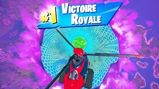 TOP 1 À l'INFINI sur FORTNITE...