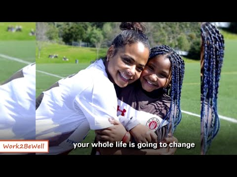Christina Milian work2bewell mental health anti stigma