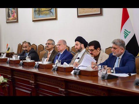 الرئاسة العراقية تقدم توصيات للحكومة بشان مطالب المحتجين  - 22:23-2018 / 7 / 18