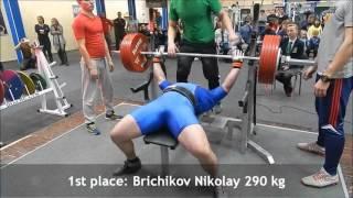 Cup of St.Petersburg on bench press 20.12.2015, Men 105,120,120+ kg(, 2016-02-24T07:10:32.000Z)