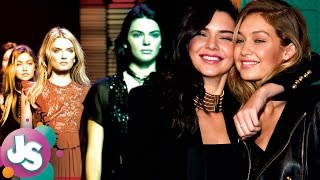 Are Kendall Jenner and Gigi Hadid Real Supermodels Or Just Instagram Famous? - Just Sayin