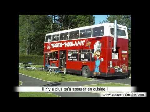 Restauration d 39 un bus anglais par equipe youtube - Image de bus anglais ...