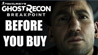 Ghost Recon Breakpoint - 16 Things You Need To Know Before You Buy