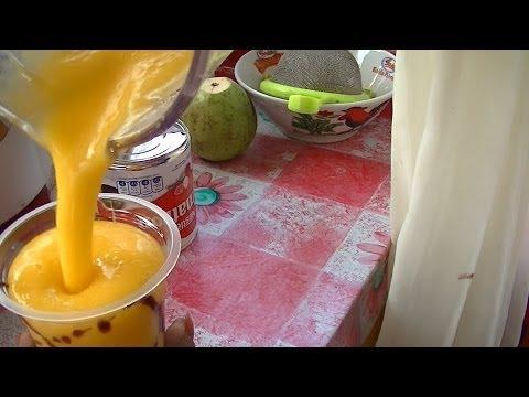 Jakarta Street Food 337 Mango Juice Jus Mangga by Multi Jus Bunga Rampai TiVi 1795