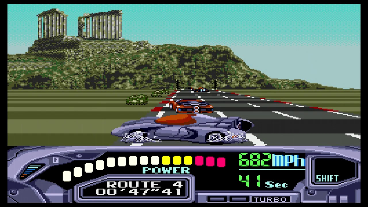 The First 15 Ish Minutes Of Outrun 2019 Gen