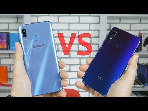 Что купить Redmi Note 7 или Samsung Galaxy A30 в 2019 году?