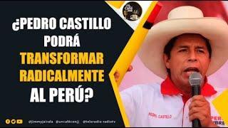 Pedro Castillo es el nuevo Presidente de Perú - Un Café con JJ