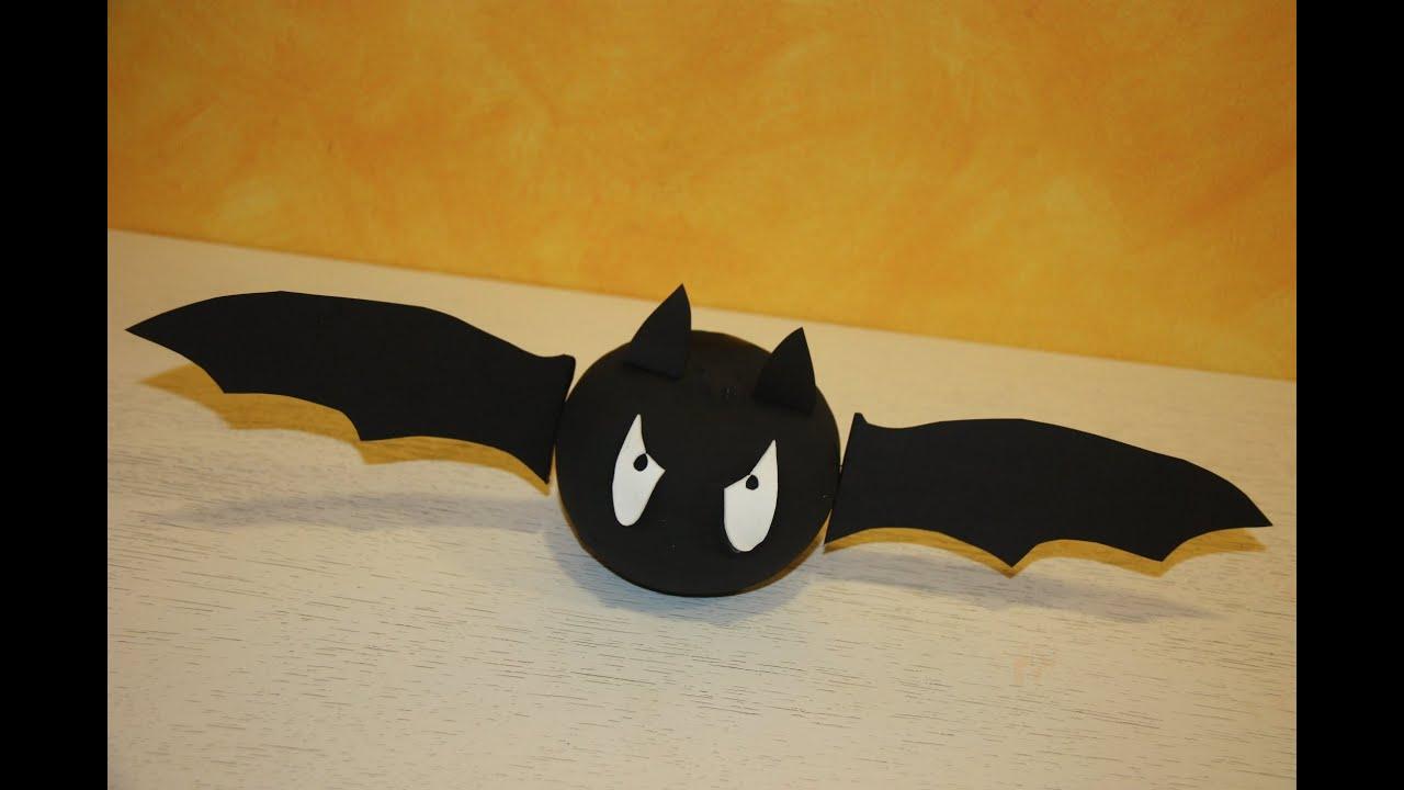 Halloween calabazas y murcielagos - Murcielago halloween ...