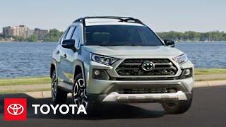 2020 RAV4 Overview   Toyota