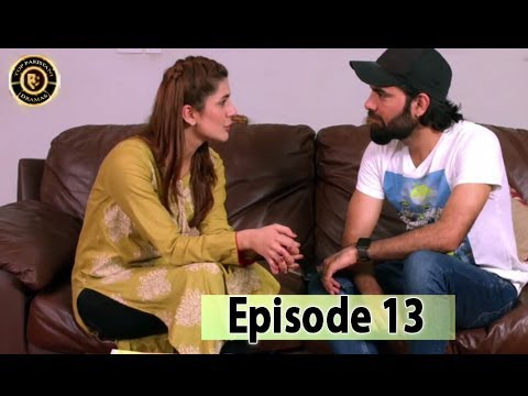 Shadi Mubarak Ho Episode 13 - 21st September 2017 - Kubra Khan & Yasir Hussain - Top Pakistan Drama