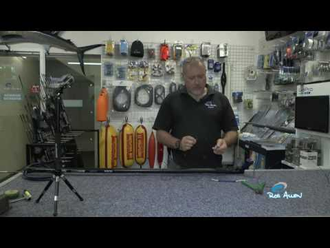 "Dive Imports Australia - How To ""Set Up A Break Away Rig"" with Rob Allen"