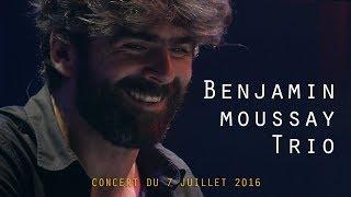 Benjamin Moussay Trio - La VOD du Triton
