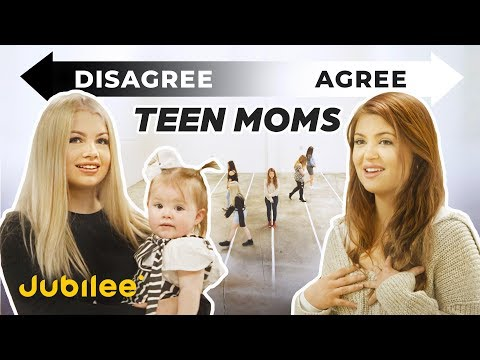 Do All Teen Moms Think the Same? | Spectrum