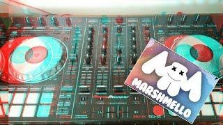 marshmello live mix ddj sx